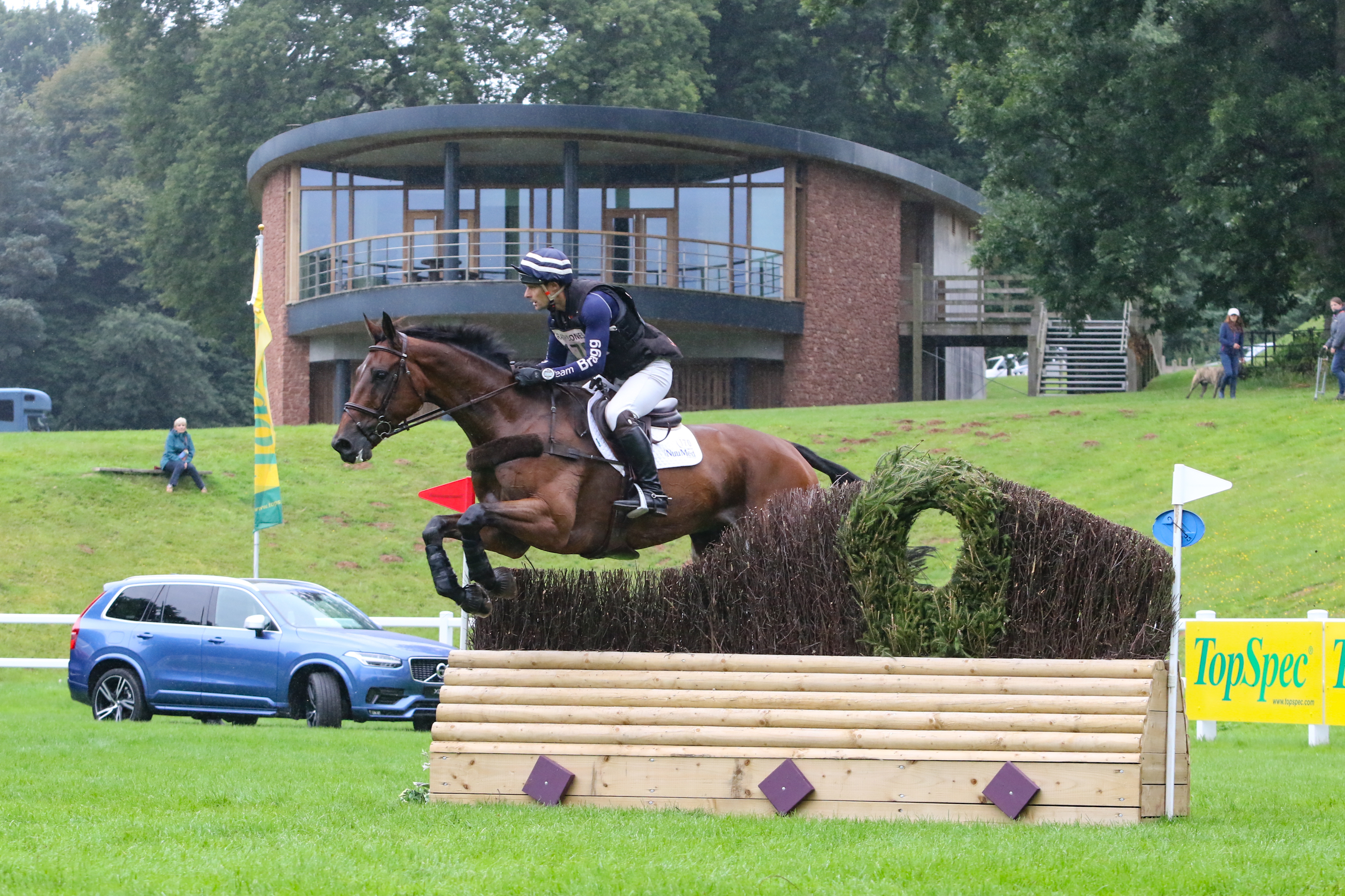 Somerset riders dominate at Bicton Arena International Horse Trials