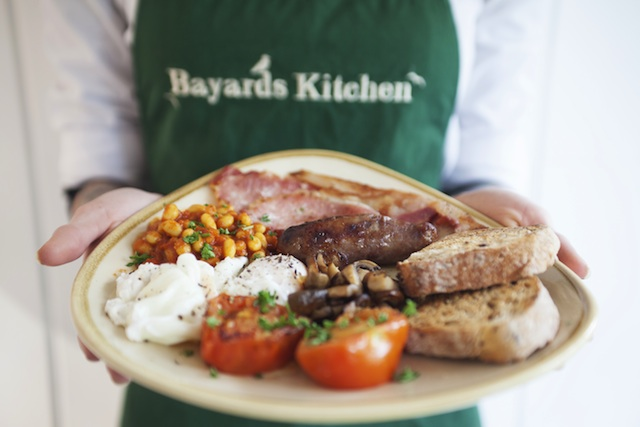 Bayards Kitchen offers discount to emergency service workers