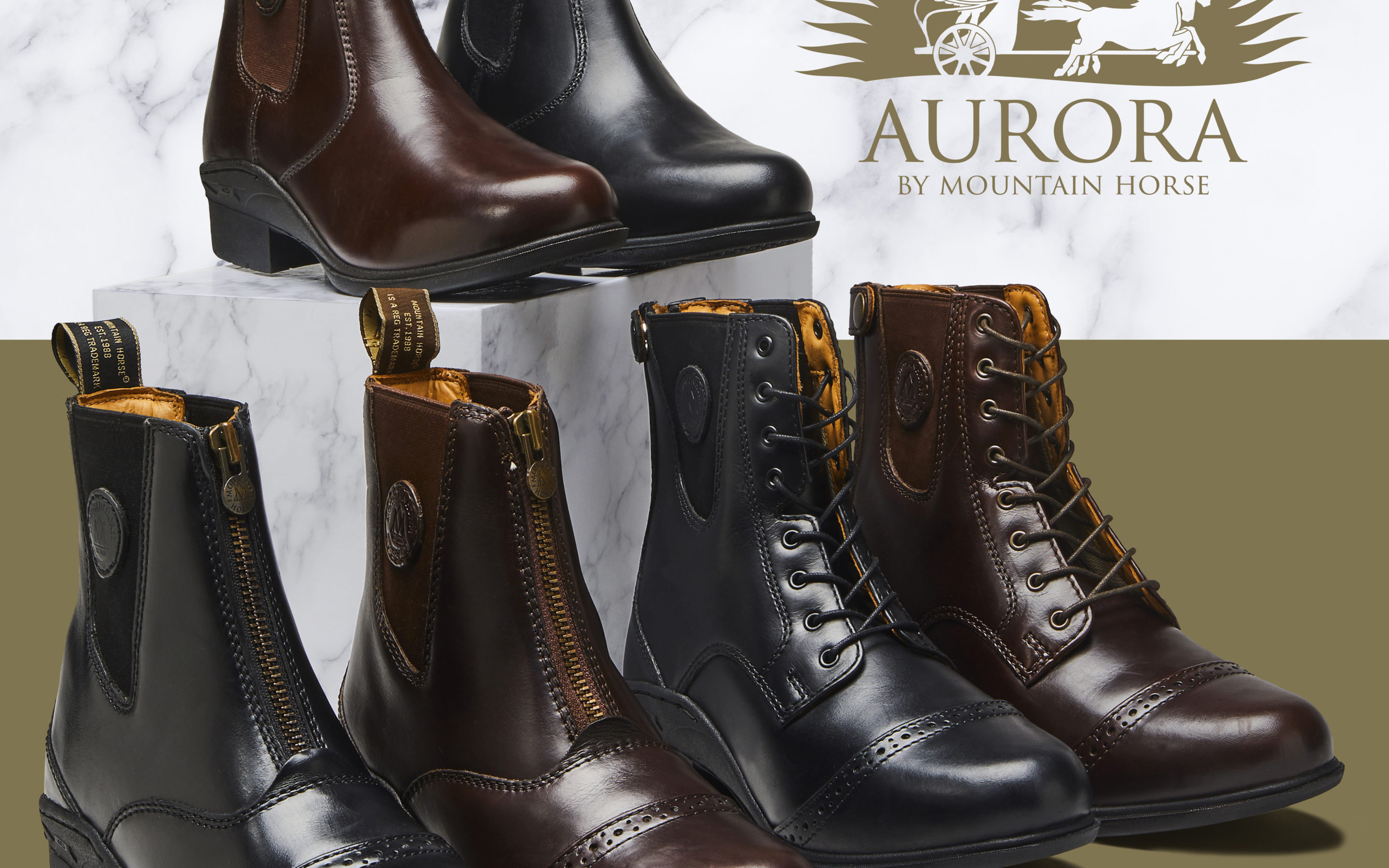 The Aurora Boot from Mountain Horse